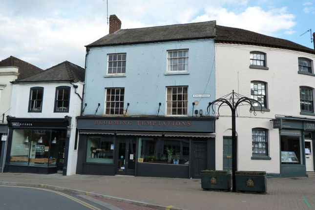 3 bed flat to rent in King Street, Hereford HR4