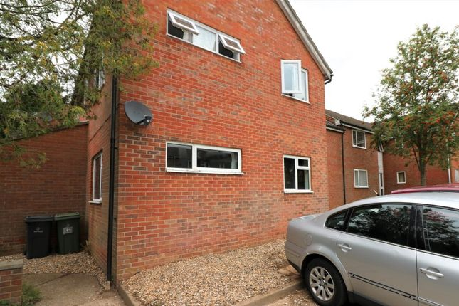 Thumbnail Flat for sale in Humbletoft Road, Dereham, Norfolk