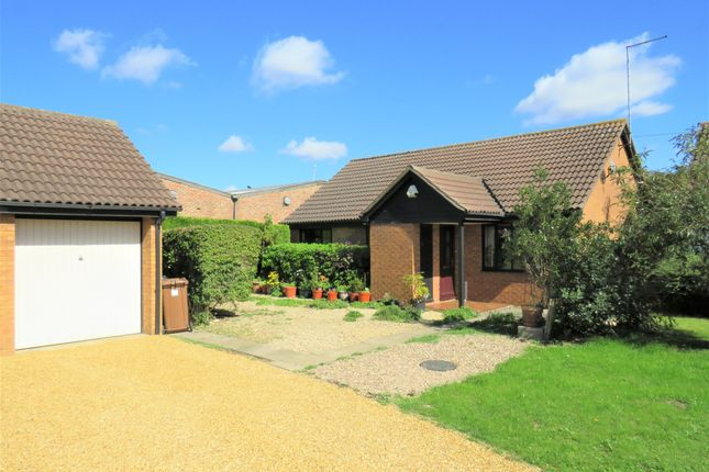 Thumbnail Detached bungalow for sale in Thorpe Lea Road, Peterborough