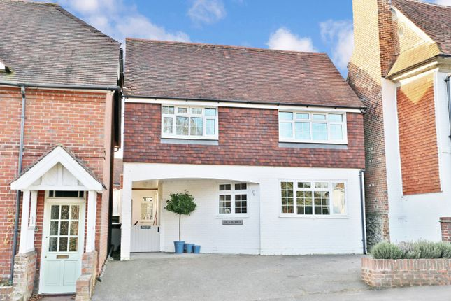Thumbnail Detached house for sale in West Meon, Petersfield