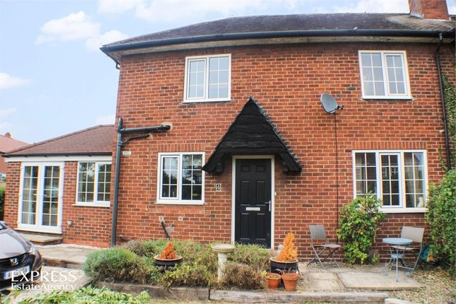Thumbnail Semi-detached house for sale in West End Avenue, Appleton Roebuck, York