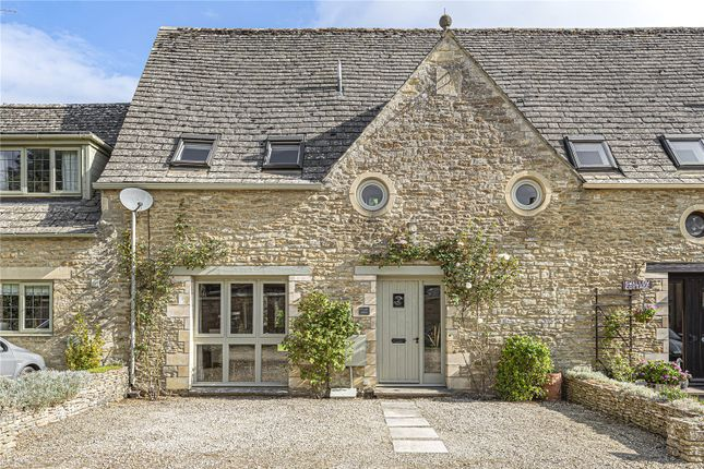 Thumbnail Terraced house for sale in Claydon, Lechlade, Gloucestershire