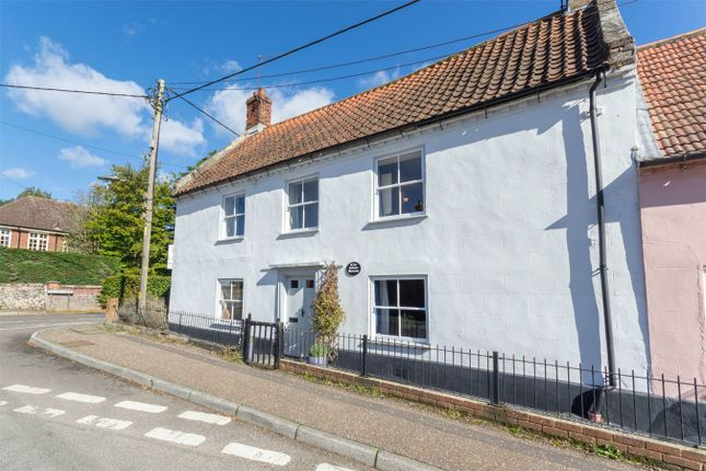 Thumbnail Semi-detached house for sale in Church Street, Litcham, King's Lynn