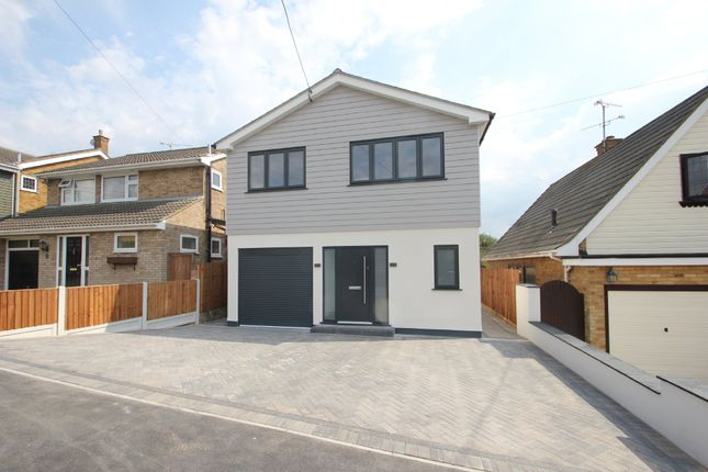 Thumbnail Detached house for sale in Branksome Avenue, Hockley
