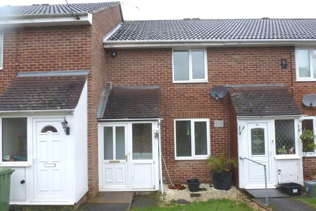 2 bed terraced house for sale in Havendale, Hedge End, Southampton
