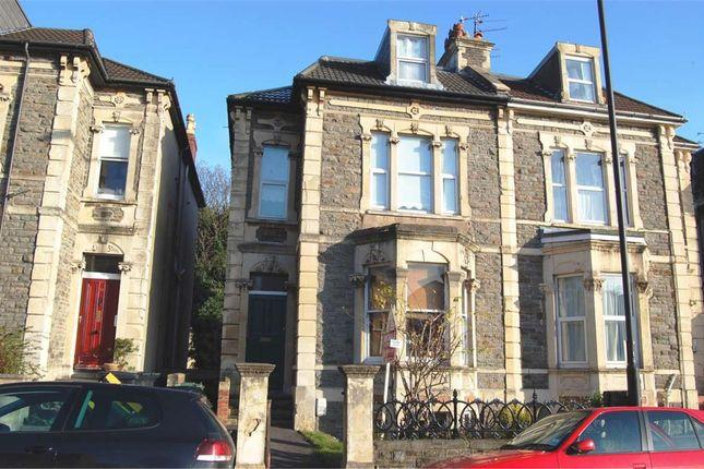 Thumbnail Flat for sale in Garden Flat, 76 Hampton Road, Redland, Bristol