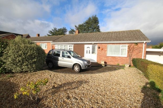 Thumbnail Detached bungalow for sale in Inwood Road, Wembdon, Bridgwater