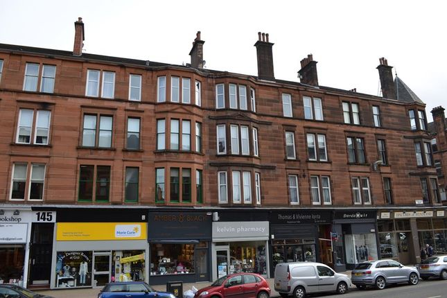 Thumbnail Flat to rent in 2/2 155 Hyndland Road, Hyndland, Glasgow