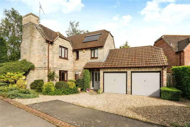 Thumbnail Detached house for sale in Copyhold, Great Bedwyn, Marlborough, Wiltshire