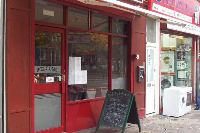 Commercial property for sale in Holloway Road, London