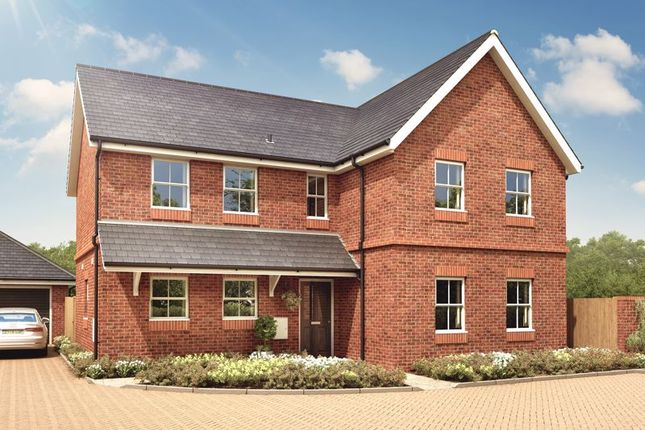 Thumbnail Detached house for sale in Botley Road, West End, Southampton
