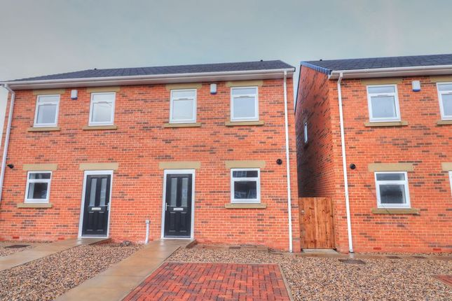 3 bedroom semi-detached house for sale in Cox Green Mews, Houghton Le Spring
