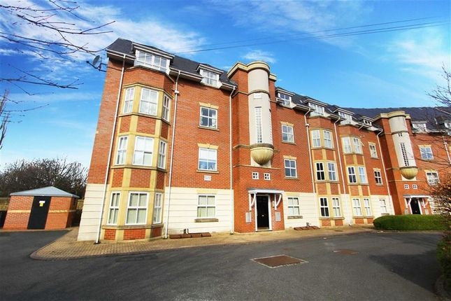 Thumbnail Flat for sale in Regency Court, Jesmond Road, Sandyford, Newcastle Upon Tyne