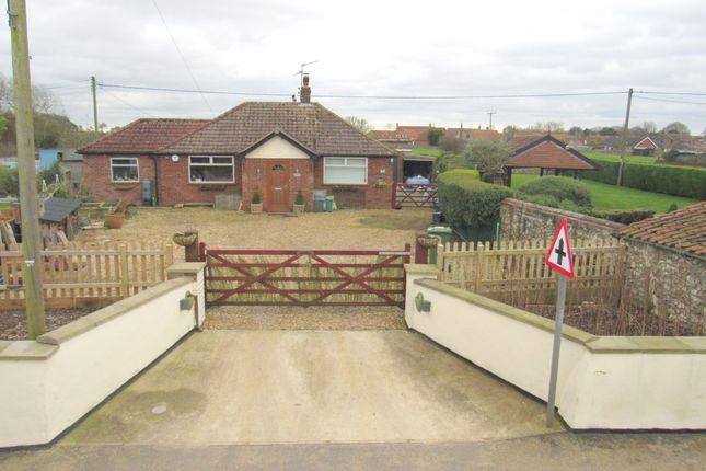 Thumbnail Detached bungalow for sale in Docking Road, Stanhoe