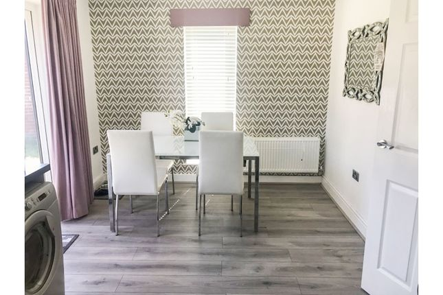 Dining Area of Arncliffe Road, Liverpool L25