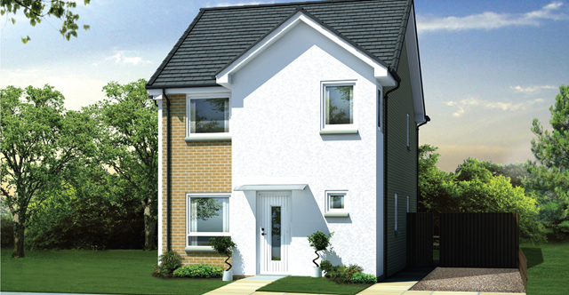 Thumbnail Property for sale in Kirn Gardens, Gourock