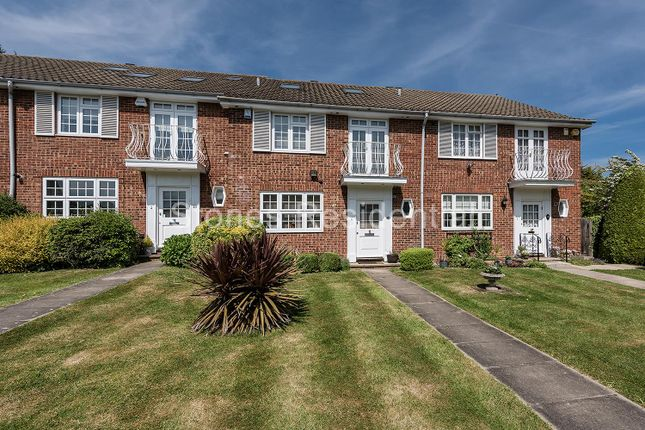 Thumbnail Terraced house for sale in Sunningdale Close, Stanmore