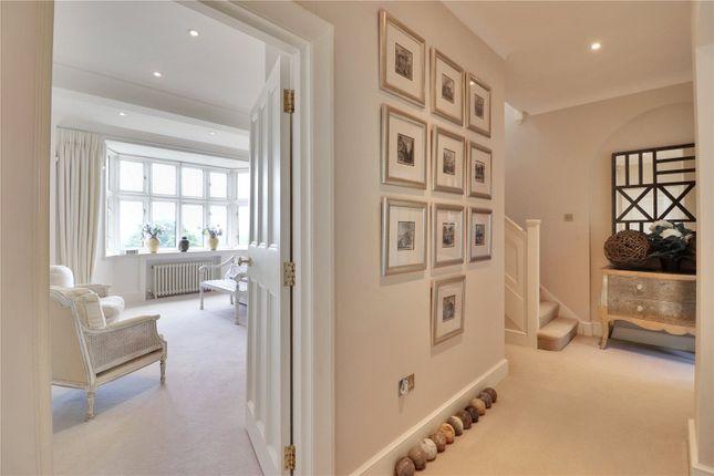 Hallway of Beechlands, Best Beech Hill, Wadhurst, East Sussex TN5