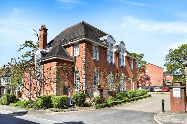 Thumbnail Flat for sale in Menlo Lodge, Crothall Close, Palmers Green, London