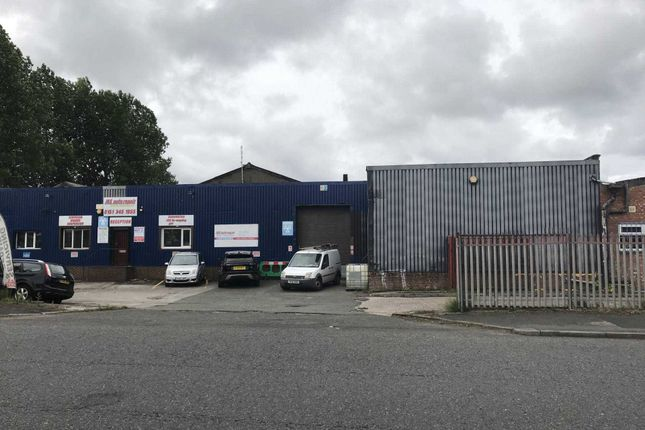 Thumbnail Industrial for sale in Ashcroft Road, Knowsley Industrial Park, Liverpool