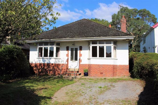 Thumbnail Detached bungalow for sale in Manselfield Road, Murton, Swansea