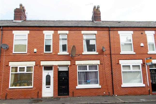 Thumbnail Terraced house for sale in Milnthorpe Street, Salford