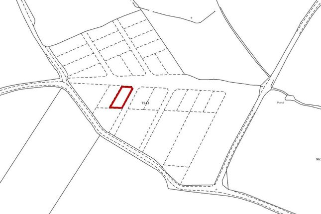 Thumbnail Land for sale in Plot 28 South Wraxall, Bradford-Upon-Avon