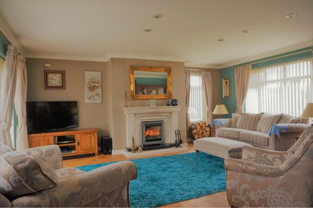 Living Room of Lodgewood Lane, St. Georges, Telford TF2