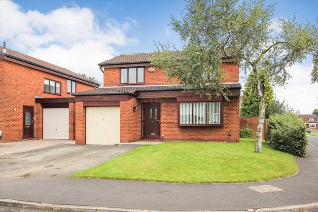 Thumbnail Detached house for sale in Broom Way, Westhoughton, Bolton