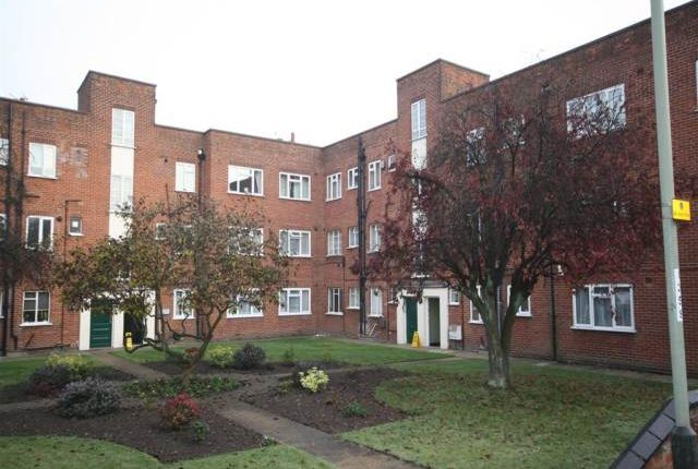 Thumbnail Flat to rent in Earlham Court, Heigham Grove, Norwich