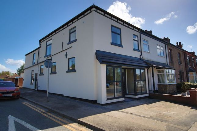 Thumbnail Flat to rent in Liverpool Road, Hindley, Wigan.
