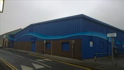 Thumbnail Light industrial for sale in 26 Raywell Street, Hull, East Yorkshire