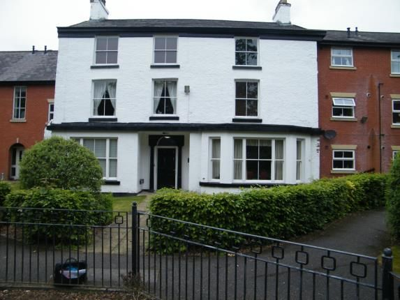 Thumbnail Flat for sale in Wharton Hall, Winsford, Cheshire, England