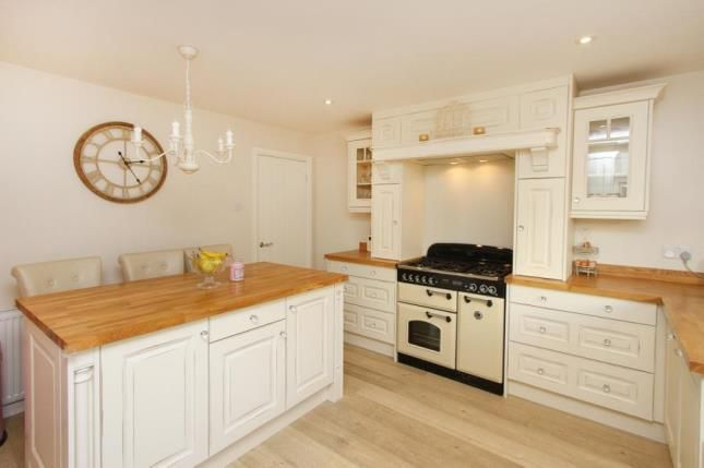 Thumbnail Detached house for sale in Longcroft Crescent, Dronfield Woodhouse, Dronfield, Derbyshire