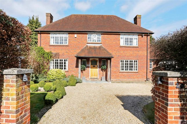 Thumbnail Detached house for sale in Penington Road, Beaconsfield, Buckinghamshire