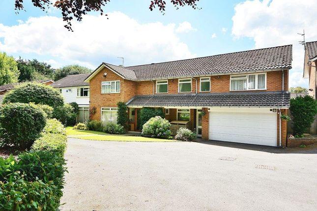Thumbnail Detached house for sale in Augustus Road, Edgbaston, Birmingham