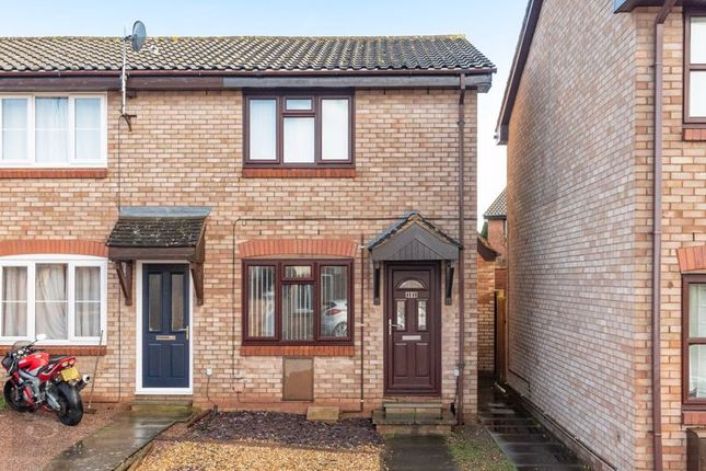 Thumbnail End terrace house to rent in Thirsk Avenue, Hereford
