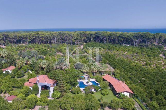 Thumbnail Villa for sale in Antalya Province, Mediterranean, Turkey