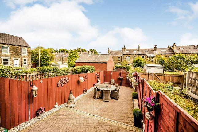 Rear Garden of Mitre Street, Marsh, Huddersfield, West Yorkshire HD1