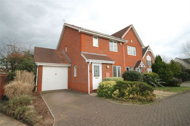 Thumbnail Semi-detached house for sale in Westons Brake, Emersons Green, Bristol