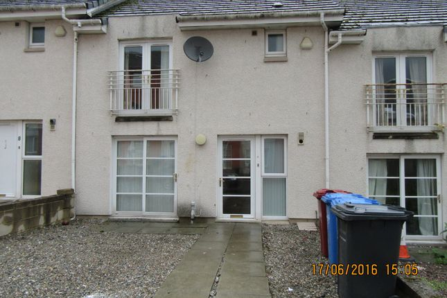 Thumbnail Town house to rent in Daniel Place, Dundee