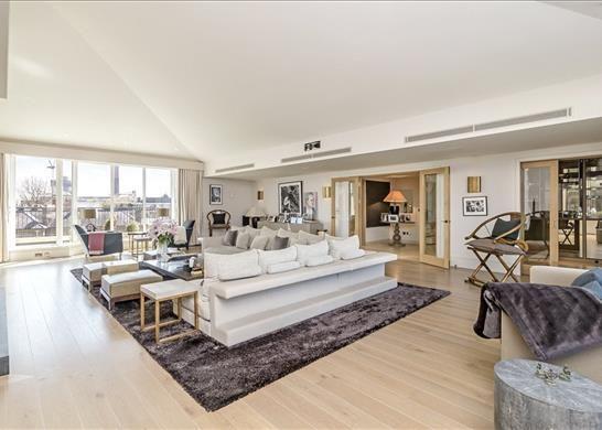 Thumbnail Flat for sale in Benham House, Chelsea, London