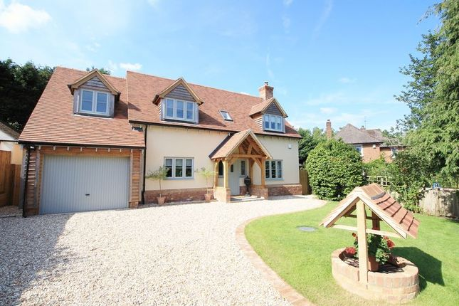 Thumbnail Detached house for sale in Horns Drove, Rownhams, Southampton