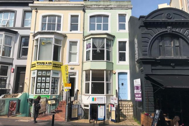 Thumbnail Retail premises for sale in Cambridge Road, Hastings