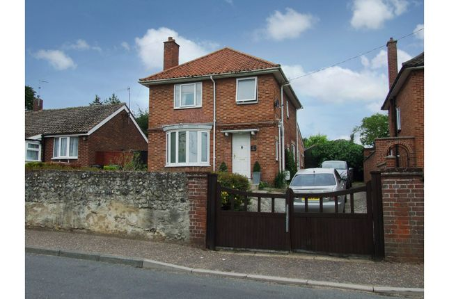 Thumbnail Detached house for sale in Station Road, Thetford