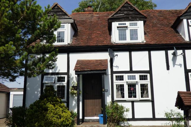 Thumbnail Semi-detached house for sale in Moreton Road, Ongar