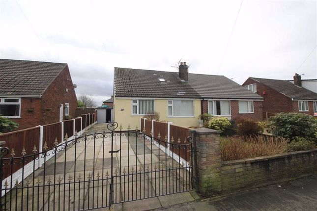 Thumbnail Semi-detached bungalow for sale in Longhurst Road, Hindley Green, Wigan