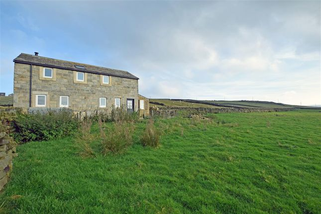 Thumbnail Detached house to rent in Sourhall Road, Sourhall, Todmorden