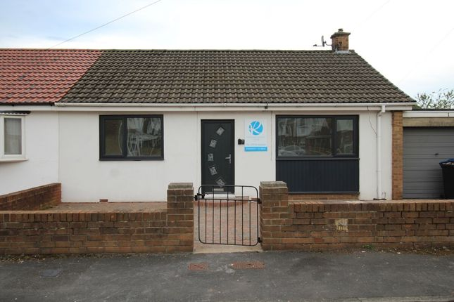 2 bed bungalow to rent in Hopgarth Gardens, Chester Le Street DH3