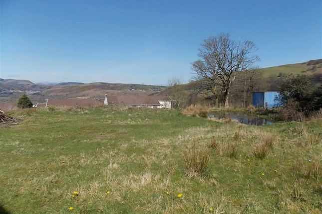 Thumbnail Land for sale in Albion Court, Cilfynydd, Pontypridd